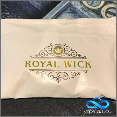 ROYAL WICK COTTON - Vape Away