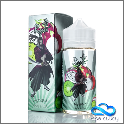YAMIVAPOR - RYU - 100ML - 3MG - Vape Away