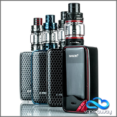 SMOK X-PRIV 225W TC AND TFV12 PRINCE FULL KIT - Vape Away