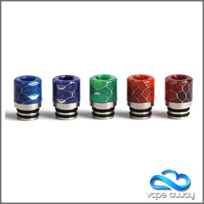 SCALE RESIN 510 DRIP TIPS - Vape Away