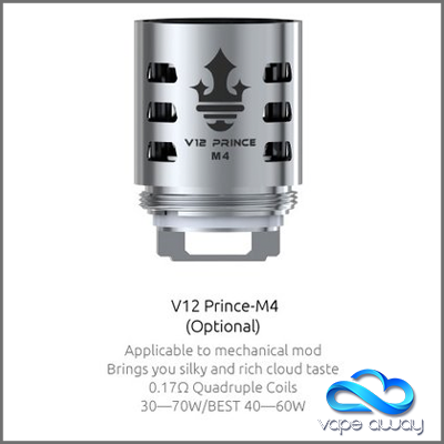 SMOK TFV12 PRINCE REPLACEMENT COILS - Vape Away