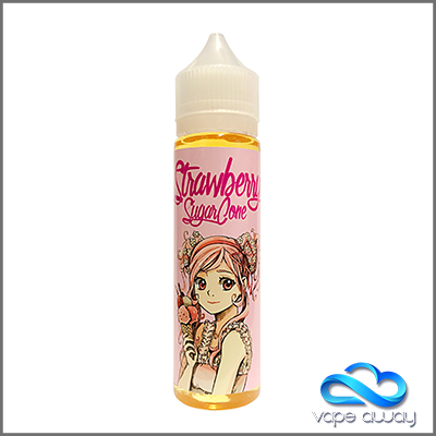 SUBTLE VAPE - STRAWBERRY SUGAR CONE - Vape Away