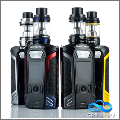VAPORESSO - SWITCHER KIT WITH 5ML NRG TANK