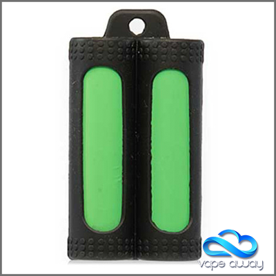 Dual 18650 Silicone Battery Case - Vape Away
