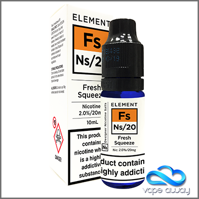 FRESH SQUEEZE NS20 20ML - Vape Away