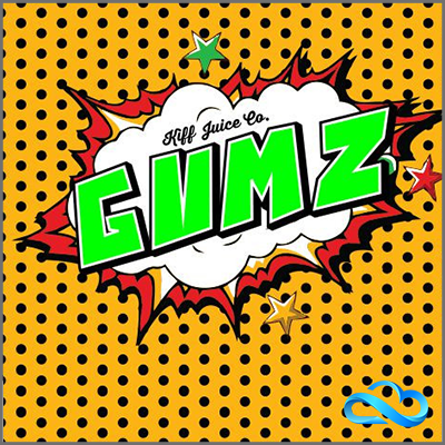 Kiff Juice Co. - Gumz e-liquid - 3mg - VapeAway.co.za