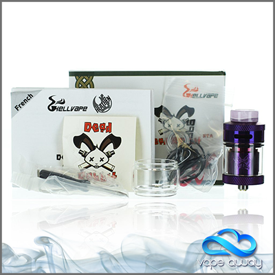 HELLVAPE DEAD RABBIT RTA - Vape Away