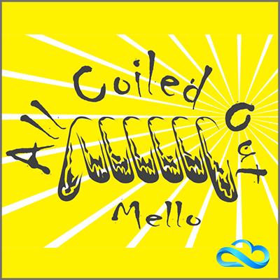 All Coiled Out - Mello e-liquid - 3mg - VapeAway.co.za