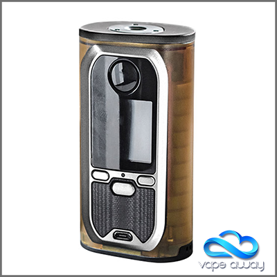 LYRA 200w BOX MOD By MODEFINED / LOST VAPE