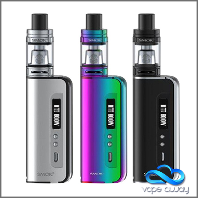 SMOK OSUB BABY 80W TC STARTER KIT - Vape Away