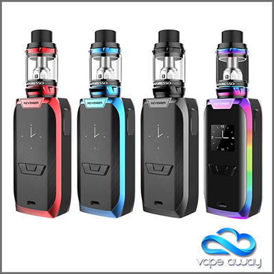 VAPORESSO - 220W REVENGER KIT - Vape Away