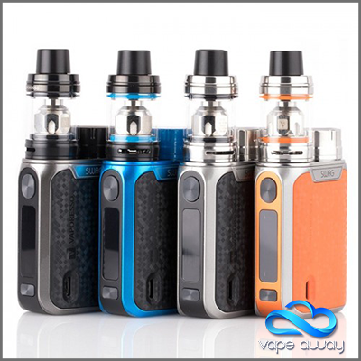 VAPORESSO SWAG 80W TC STARTER KIT - Vape Away