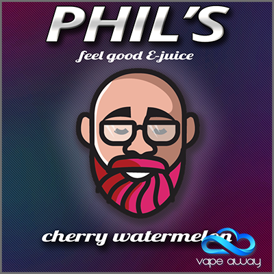 PHIL'S - CHERRY WATERMELON - Vape Away