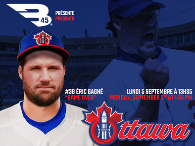 Eric Gagne to pitch for the Ottawa Champions