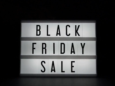 Early look at our 2018 Black Friday Deals
