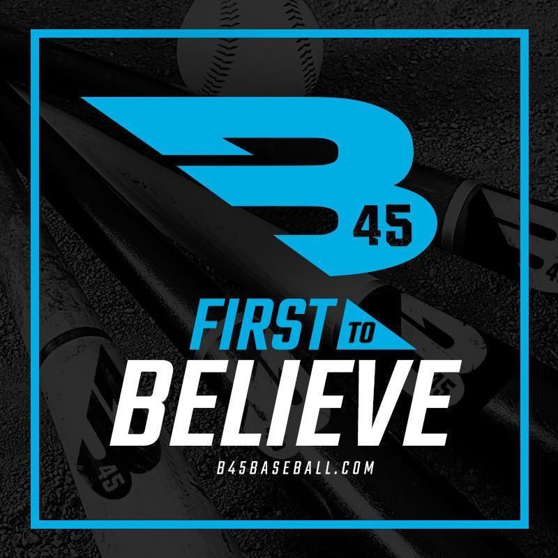 B45 unveils their new logo and website