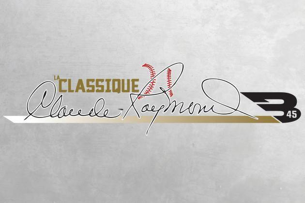 New logo for the Claude-Raymond Classic