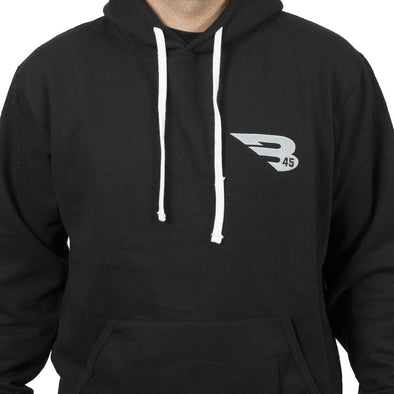 B45 First To Believe Premium Hoodie
