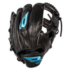 "B45 Baseball Canada Fielding Gloves Left-Hand Throw / Black with Blue logo Pro Series 11.25"" I-Web Baseball Glove (2017 Model)"