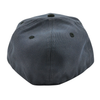 59FIFTY New Era Dark Graphite & Black Hat