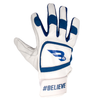 B45 Batting Gloves Small / Royal #BELIEVE Series Batting Gloves