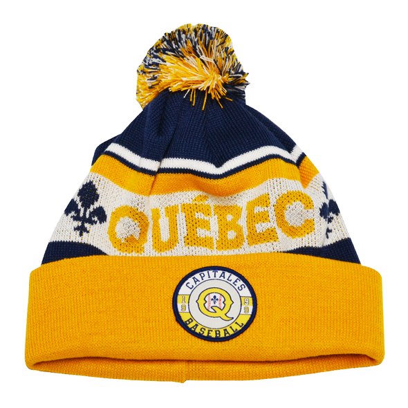 Quebec Capitales Cuff Knit