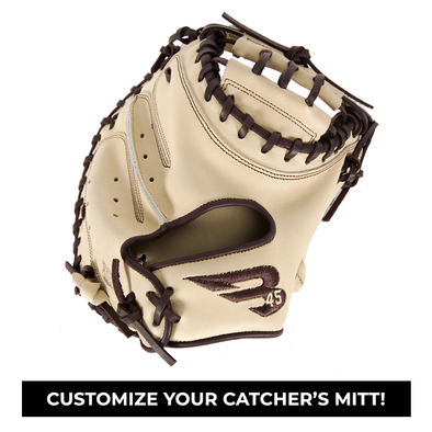 Custom Catcher's Mitt Builder