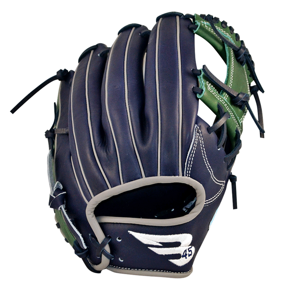 "B45 Baseball Canada Fielding Gloves Pro Series 11.75"" I-Web Baseball Glove 