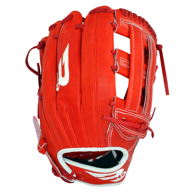 "B45 Baseball Canada Fielding Gloves Pro Series 12.5"" H-Web Baseball Glove 