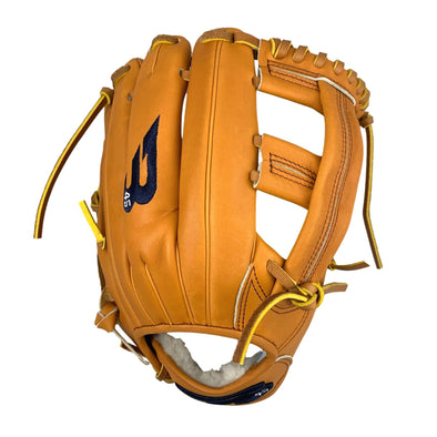 "B45 Baseball Canada Fielding Gloves Right-Hand Throw / Tan Pro Series 12"" I-Bar Web Baseball Glove"