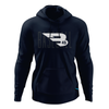 B45 Baseball Canada Apparel Small / Navy Fleece Hoodie