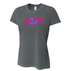 B45 Baseball Canada Apparel X-Small / Graphite Women's T-Shirt