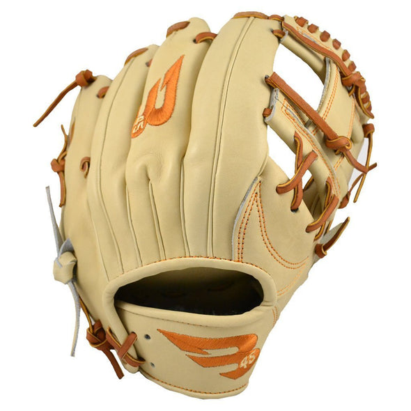 "B45 Fielding Gloves Pro Series 11.25"" I-Web Baseball Glove"