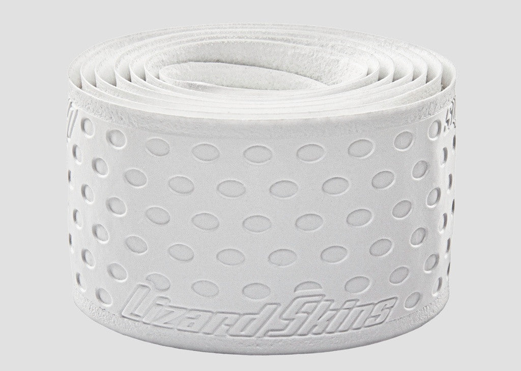 Lizard Skins Bat Grip White Lizard Skins 0.5 mm Bat Wrap