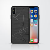 Magnetisches magic Case fürs Apple iPhone XS