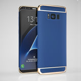 3in1 Samsung Galaxy S8 Plus Blau Hülle