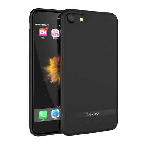 Apple iPhone 7 PL Schwarz Hülle