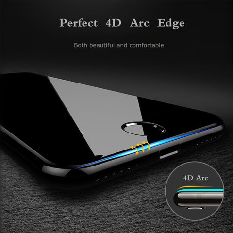 4D iPhone 7 Full Cover Protection