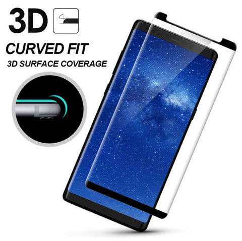 Screen Protector Samsung Galaxy Note 8 Case Friendly Cover