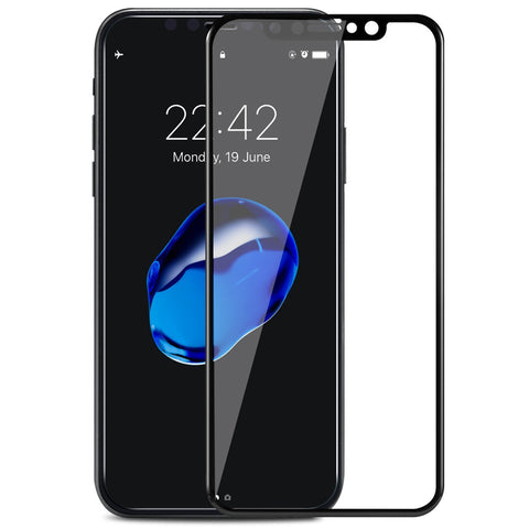 4D Apple iPhone X Panzerglas
