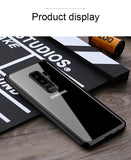 Samsung Galaxy S9 Plus Transparent case