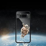 Samsung Galaxy S8 Transparant case