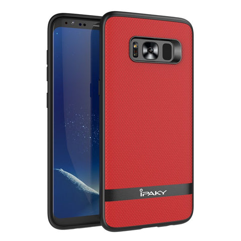 Samsung Galaxy S8 Plus PL Rote Hülle