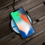 Fast Wireless Charger Magic Disk for iPhone X