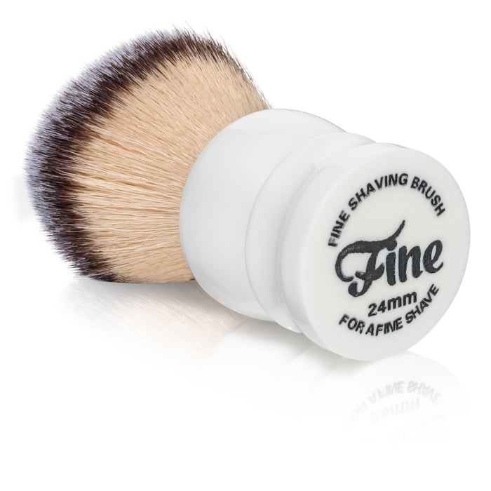 Fine Accoutrements Stout Shaving White Brush