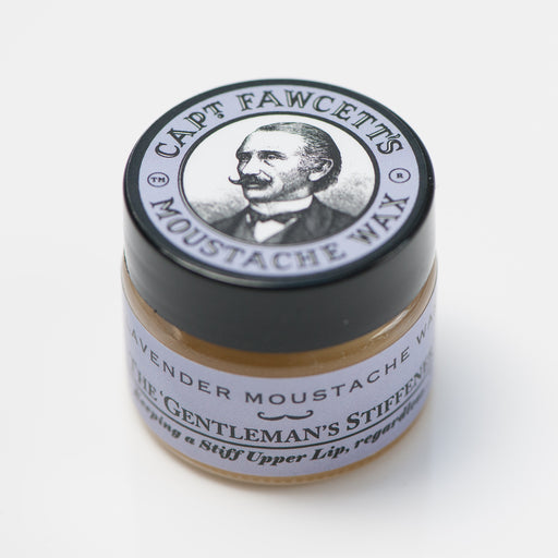 Captain Fawcett's Moustache Wax Bundle, Mustache Wax