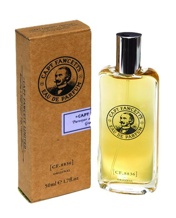 Captain Fawcett's Original Eau De Parfum, (50ml/1.7oz), Colognes