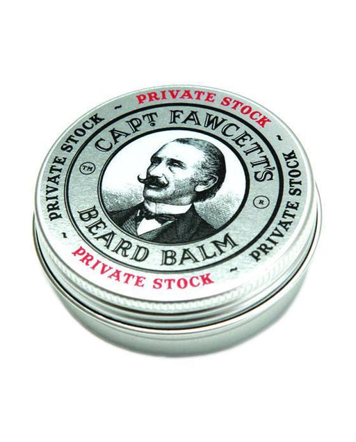 Captain Fawcett's Private Stock Beard Balm (60ml/2oz), Beard Care