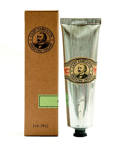 Captain Fawcett's Expedition Reserve Shaving Cream (150ml/5.07oz), Shave Creams