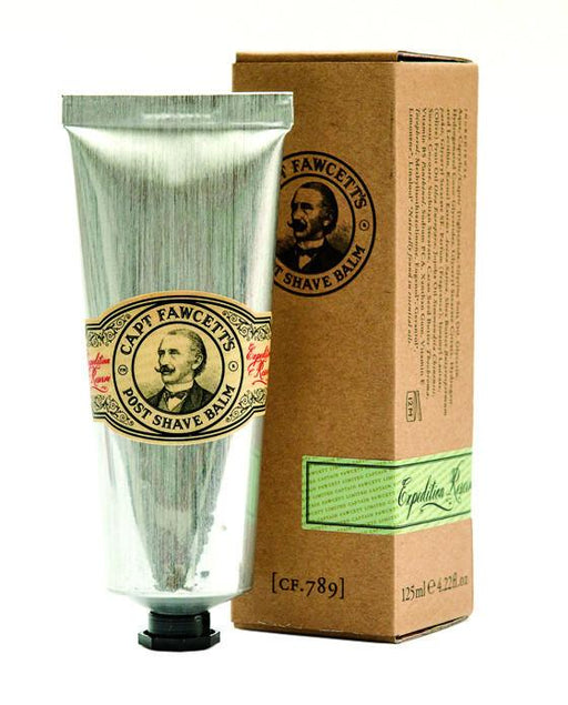 Captain Fawcett's Expedition Reserve Post Shave Balm (125ml/4.22oz), Post Shave Balms